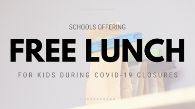 Free Student Meal Distribution